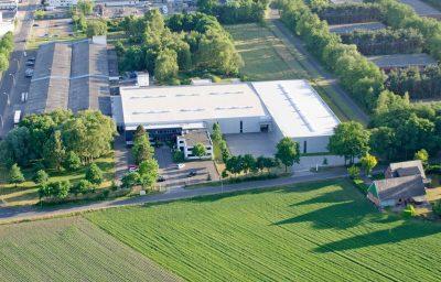 Das CELLTHERM-Werk in Gronau-Epe NRW